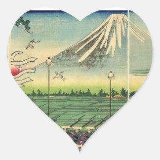 I LOVE FUJI-SAN STICKER