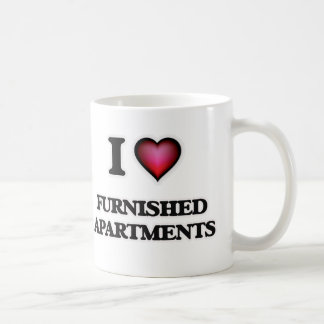 I love Furnished Apartments Coffee Mug