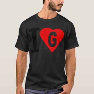 i-love-g. T-Shirt