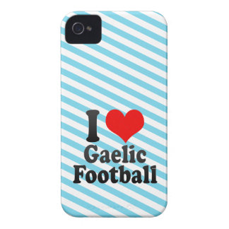 I love Gaelic Football iPhone 4 Cover