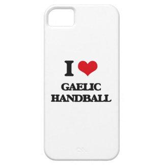 I Love Gaelic Handball iPhone 5 Covers