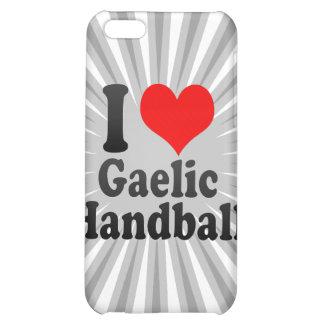 I love Gaelic Handball iPhone 5C Cases