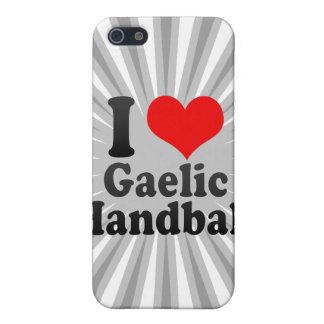 I love Gaelic Handball Case For iPhone 5