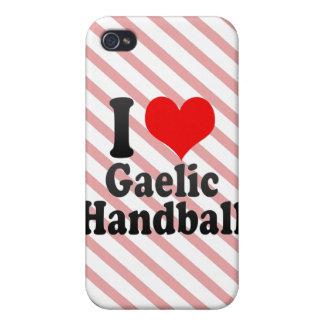 I love Gaelic Handball Covers For iPhone 4