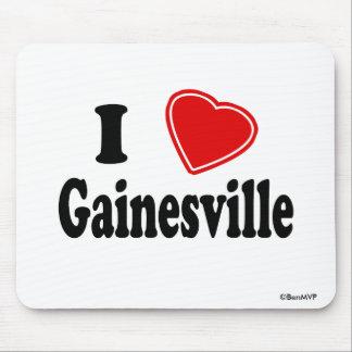 I Love Gainesville Mousepad