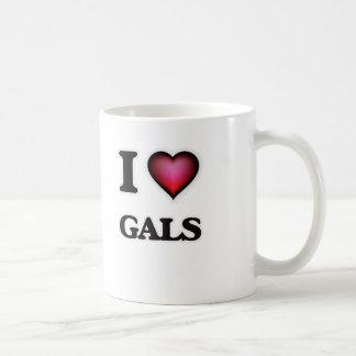 I love Gals Coffee Mug