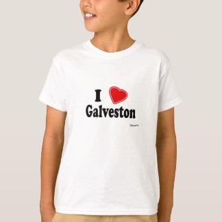 I Love Galveston T-Shirt
