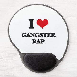 I Love GANGSTER RAP Gel Mouse Pads