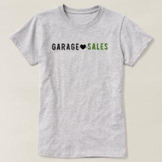 I Love Garage Sales Fun Bargain Hunter Shirt