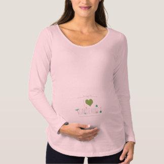 I love gardening maternity T-Shirt