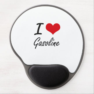 I love Gasoline Gel Mouse Pad