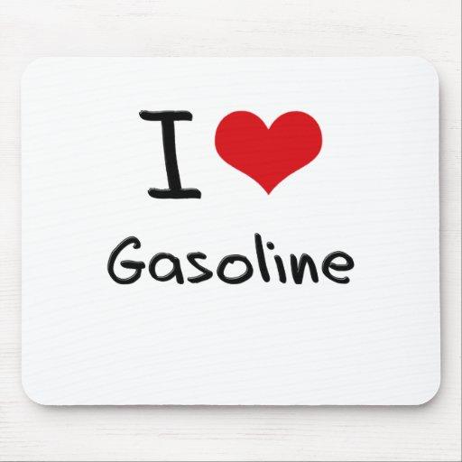 I Love Gasoline Mouse Pads