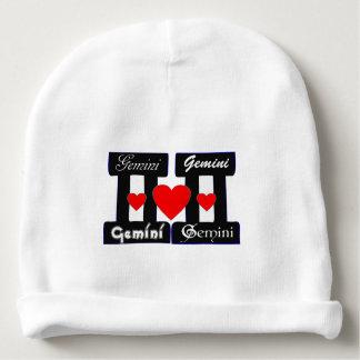 ♊★😍I Love Gemini-Best-Zodiac Sign Fabulous Infant Baby Beanie