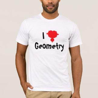 I Love Geometry T-Shirt