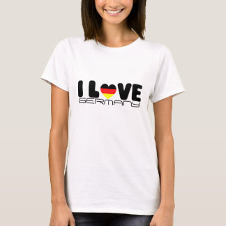I love Germany | T-shirt
