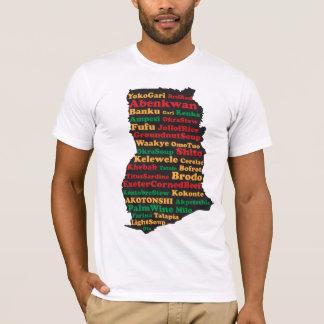I Love Ghanaian Food Shirt