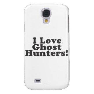I Love Ghost Hunters Galaxy S4 Case