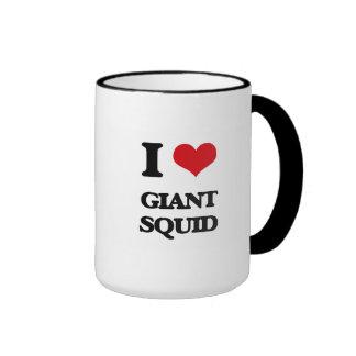 I love Giant Squid Mug