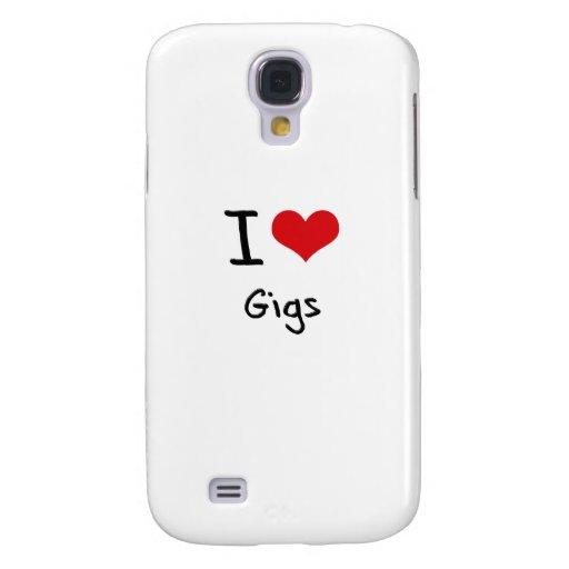 I Love Gigs HTC Vivid / Raider 4G Cover