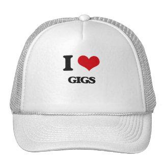 I love Gigs Hats
