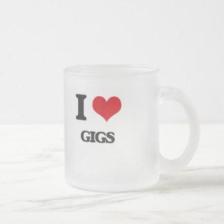 I love Gigs Coffee Mug