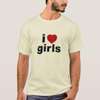 I Love Girls EDUN LIVE Eve Ladies Organic Essen T-Shirt