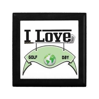I Love Glof Day Gift Box