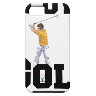 I Love Golf 01 iPhone 5 Cover