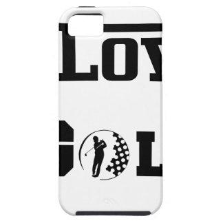 I Love Golf 2 iPhone 5 Covers