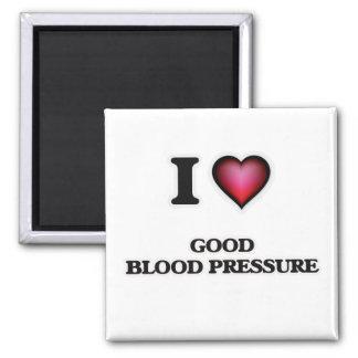 I love Good Blood Pressure Magnet