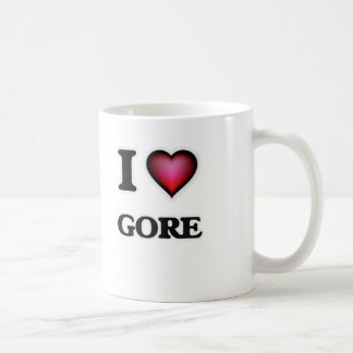 I love Gore Coffee Mug