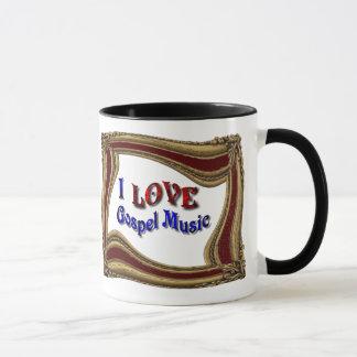 I LOVE GOSPEL MUSIC-MUG MUG