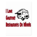 I love gourmet restaurants on wheels
