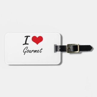 I love Gourmet Travel Bag Tags