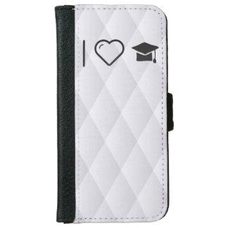 I Love Graduation Vows iPhone 6 Wallet Case