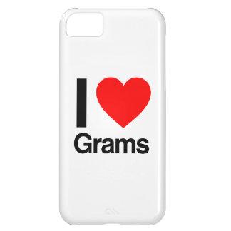 i love grams iPhone 5C case