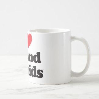 I Love Grand Rapids Coffee Mugs