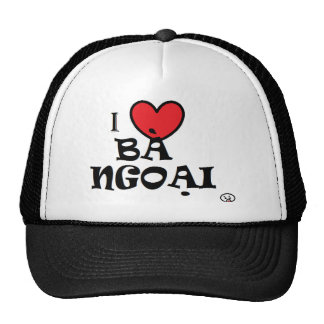 I love grandma hat (in Vietnamese)