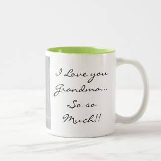 I love grandma Mug Coffee Mug