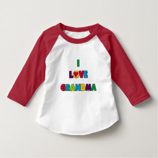 I Love Grandma T-shirts and Gifts