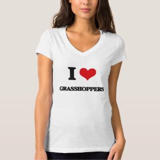 I love Grasshoppers T-Shirt