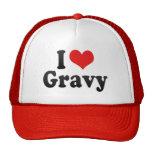 I Love Gravy Cap