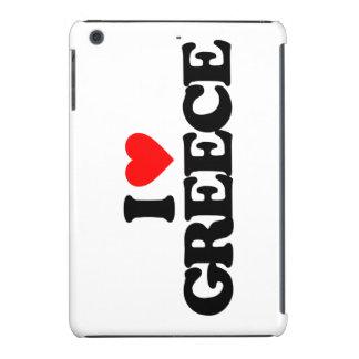 I LOVE GREECE iPad MINI CASE