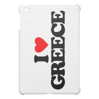 I LOVE GREECE iPad MINI COVERS