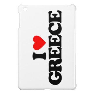 I LOVE GREECE COVER FOR THE iPad MINI