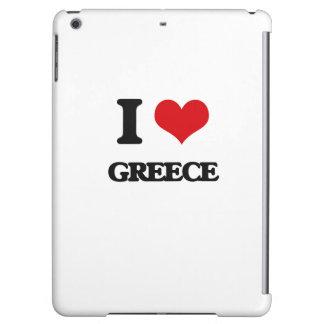 I Love Greece iPad Air Case