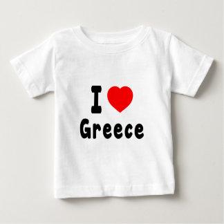 I Love Greece. Shirt