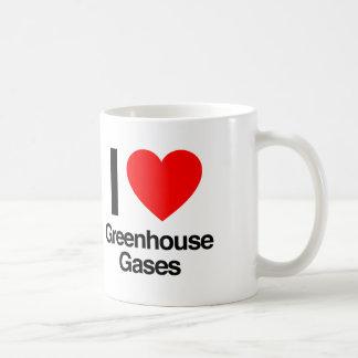 i love greenhouse gases coffee mug