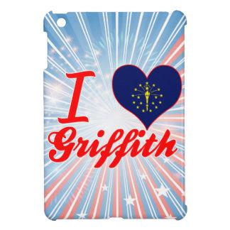 I Love Griffith, Indiana Case For The iPad Mini