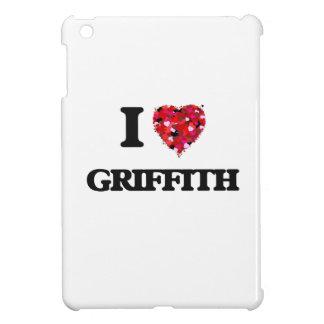 I Love Griffith iPad Mini Cover